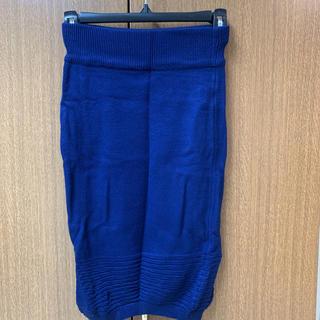 フォーエバートゥエンティーワン(FOREVER 21)のフォーエバー21  ニットスカート(ひざ丈スカート)