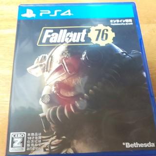 プレイステーション4(PlayStation4)のフォールアウト76(家庭用ゲームソフト)