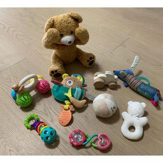 ミキハウス(mikihouse)のミキハウス ダッドウェイ他 おもちゃセット(その他)