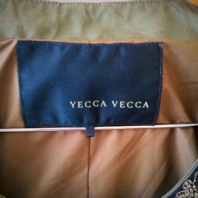 YECCA VECCA(イェッカヴェッカ)のイェッカヴェッカノーカラージャケット‼︎ レディースのジャケット/アウター(ノーカラージャケット)の商品写真