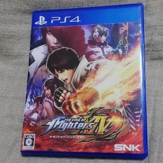 エスエヌケイ(SNK)のPS4 KING OF FIGHTERS XIV(家庭用ゲームソフト)