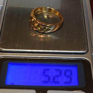 k18 リング 指輪 (リング(指輪))