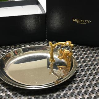 ミキモト(MIKIMOTO)のMIKIMOTOインテリアプレート(置物)