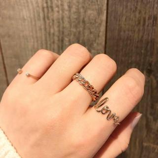 エナソルーナ(Enasoluna)のエナソルーナ love ring ラブリング(リング(指輪))