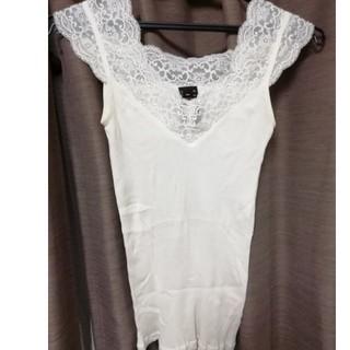 ダブルスタンダードクロージング(DOUBLE STANDARD CLOTHING)のりむ様専用 レースキャミインナー(キャミソール)
