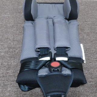 ニホンイクジ(日本育児)の【送料込】  トラベルベストEC 簡易チャイルドシート 1歳から 取付簡単(自動車用チャイルドシート本体)