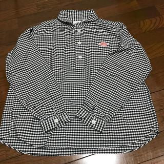 ダントン(DANTON)のダントン チェックシャツ 36(シャツ/ブラウス(長袖/七分))