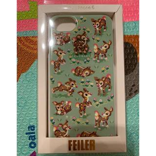 フェイラー(FEILER)のFEILER LOVERARY iPhoneケース(iPhoneケース)