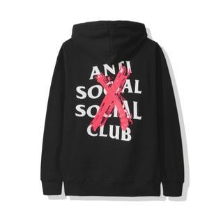 アンチ(ANTI)の19fw anti social social club hoodie(パーカー)