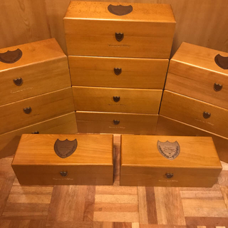 Dom Pérignon - ドンペリニョン・レゼルヴ ドゥ ラベイ / 木製化粧箱 × 2箱 【美品❣️】
