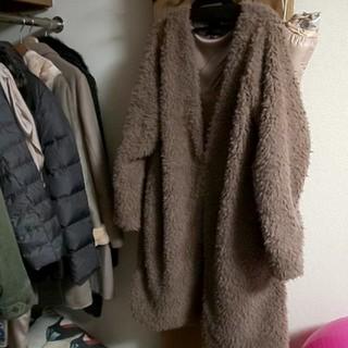 シマムラ(しまむら)のファージャケット 美品(毛皮/ファーコート)