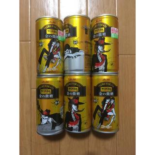 アサヒ(アサヒ)の【新品 未開封】☆WANDA ルパン三世缶☆③(コーヒー)