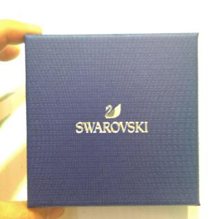スワロフスキー(SWAROVSKI)のSWAROVSKI 袋・箱付き(ピアス)