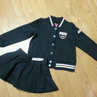 ジェニィ(JENNI)のJENNIlove セット販売(黒)(ジャケット/上着)