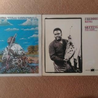 フレディーキング(二点)ステレオ録音盤(ブルース)