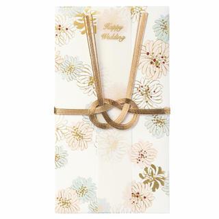ポールアンドジョー(PAUL & JOE)の即日発送【新品・未使用】ポール&ジョー ご祝儀袋 祝儀袋 結婚式 ホワイトd(ラッピング/包装)