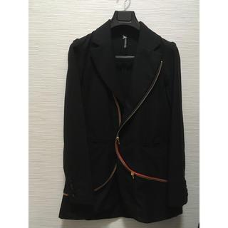 ヨウジヤマモト(Yohji Yamamoto)のGround Y セットアップ ジャケット+スカート(テーラードジャケット)