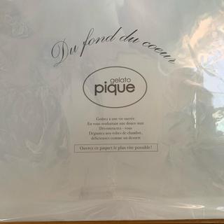 ジェラートピケ(gelato pique)のgelato piqueの紙袋のみ(ラッピング/包装)
