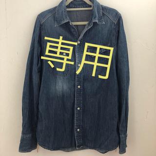 ドミンゴ(D.M.G.)のドミンゴダンガリーシャツ(シャツ/ブラウス(長袖/七分))