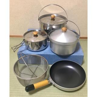 ユニフレーム(UNIFLAME)のUNIFLAME ユニフレーム fan5duo(調理器具)