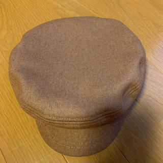 アングリッド(Ungrid)のアングリッド帽子 未使用、新品(キャスケット)