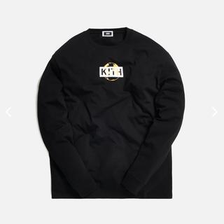 シュプリーム(Supreme)のKITH One World L/S Tee Black L(Tシャツ/カットソー(七分/長袖))