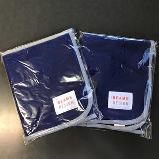 ビームス(BEAMS)のBEAMS DESIGN ブランケット2枚セット(寝袋/寝具)