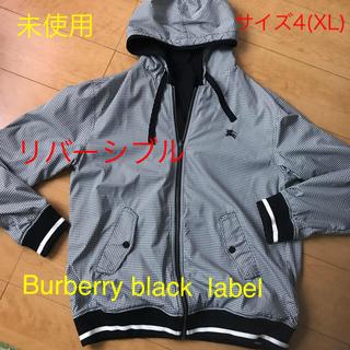 バーバリーブラックレーベル(BURBERRY BLACK LABEL)の専用☆Burberry☆リバーシブル☆パーカー☆長袖☆未使用(パーカー)