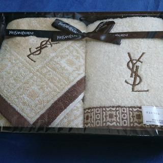 イヴサンローランボーテ(Yves Saint Laurent Beaute)のゆあそらママ様専用タオルセット(タオル/バス用品)