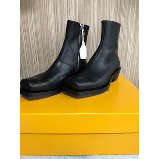 ジョンローレンスサリバン(JOHN LAWRENCE SULLIVAN)のION Number 5 boots Black EU40(ブーツ)
