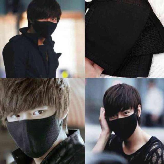 ブラック マスク メンズのメンズ その他(その他)の商品写真