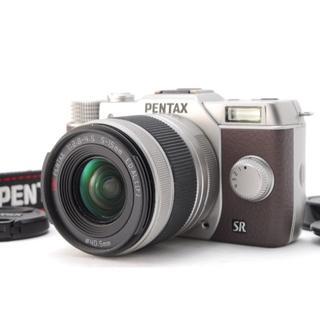 PENTAX - ★☆新品級☆★ PENTAX Q10 レンズキット 付属品完備