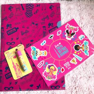 バービー(Barbie)の限定/バービーとスカイツリーコラボアート(リップケア/リップクリーム)