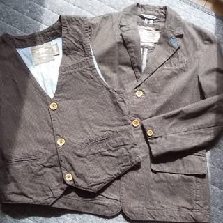 エイチアンドエム(H&M)のH&M男児ジャケット、ベストセット150~160(ジャケット/上着)
