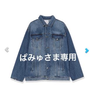 MIRROR9 Denim Jacket(Gジャン/デニムジャケット)