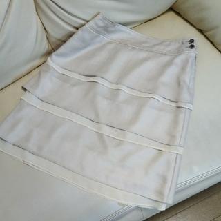 ミッシェルクラン(MICHEL KLEIN)のMICHEL KLEIN スカート(ひざ丈スカート)