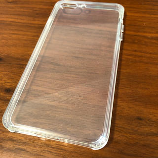 iPhone8 Plus  クリア ケース(iPhoneケース)