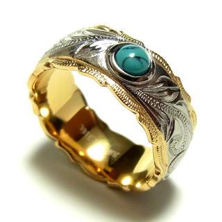 ハワイアンジュエリー リング ターコイズ(リング(指輪))