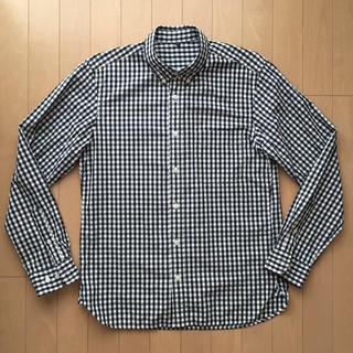 無印 無印良品 MUJI チェック シャツ チェックシャツ ネル ネルシャツ アメカジ