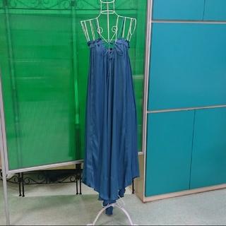 ザラ(ZARA)の[美品] ZARA BASIC ザラ リラックス ドレス[ワンピース](ロングワンピース/マキシワンピース)