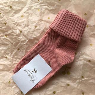 ボンポワン(Bonpoint)のボンポワン  ソックス(靴下/タイツ)