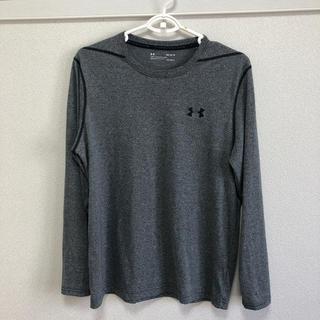アンダーアーマー(UNDER ARMOUR)のアンダーアーマー ロングTシャツ ヒートギア メンズ(Tシャツ/カットソー(七分/長袖))