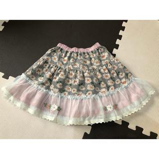 スーリー(Souris)のsourisスカート120(スカート)