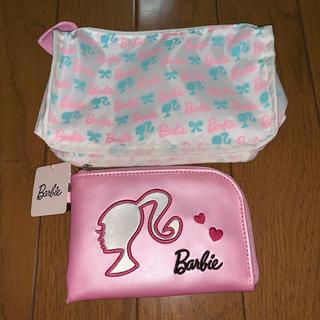バービー(Barbie)のBarbie コインケース ポーチ セット(日用品/生活雑貨)