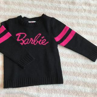 バービー(Barbie)のバービー ニット 90(Tシャツ/カットソー)