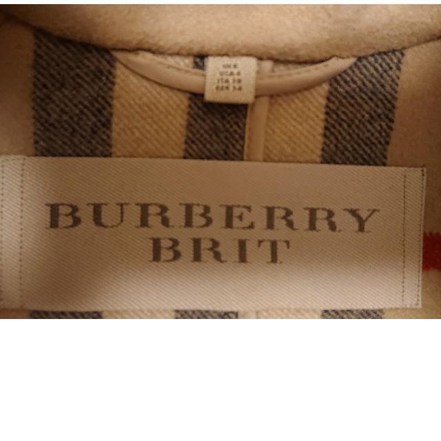 BURBERRY(バーバリー)の☆BURBERRY BRIT   ダッフルコート☆ レディースのジャケット/アウター(ダッフルコート)の商品写真