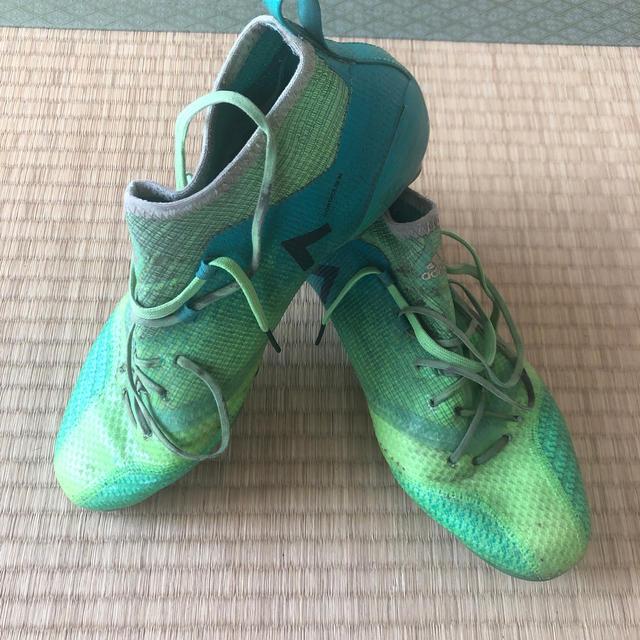 adidas(アディダス)のadidas サッカースパイク 27.0cm スポーツ/アウトドアのサッカー/フットサル(シューズ)の商品写真