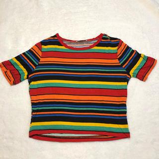 ザラ(ZARA)のボーダー Tシャツ(Tシャツ(半袖/袖なし))