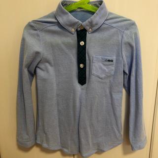 ファミリア(familiar)の長袖ポロシャツ(ポロシャツ)