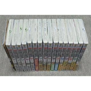 秋田書店 - ●【全巻初版帯特典付】ビースターズ BEASTARS 1~15巻+コンプレックス